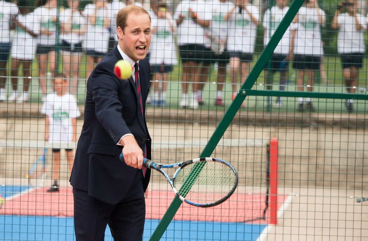 The Duke Of Cambridge Visits Coventry War Memorial Park
