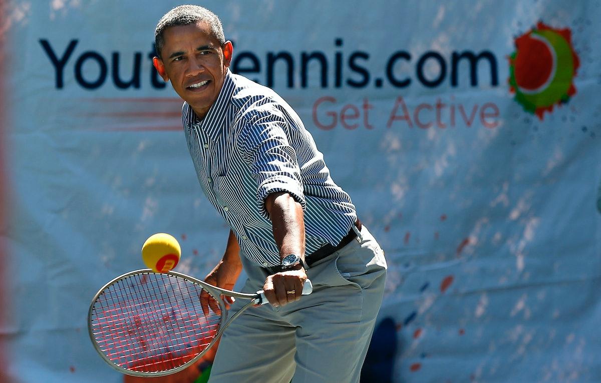 President And Mrs Obama Host Annual White House Easter Egg Roll