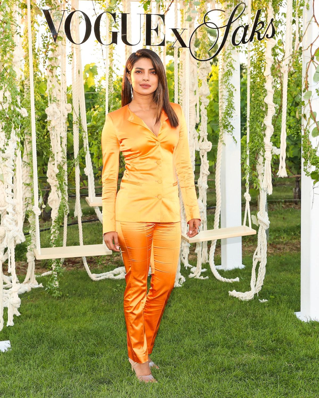 Saks Fifth Avenue + Vogue Celebrate Summer with Priyanka Chopra