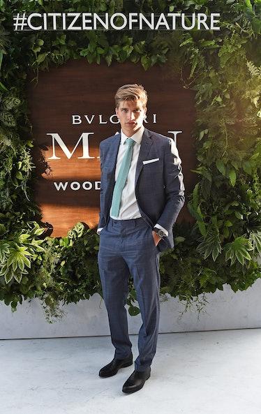 BVLGARI Man Wood Essence International Media Launch