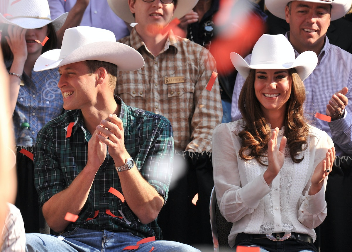 The Duke And Duchess Of Cambridge North American Royal Visit - Day 9