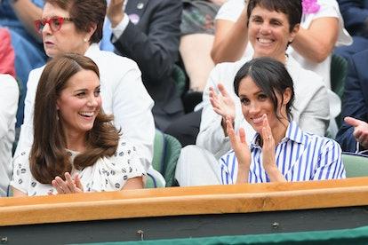 kate meghan Wimbledon