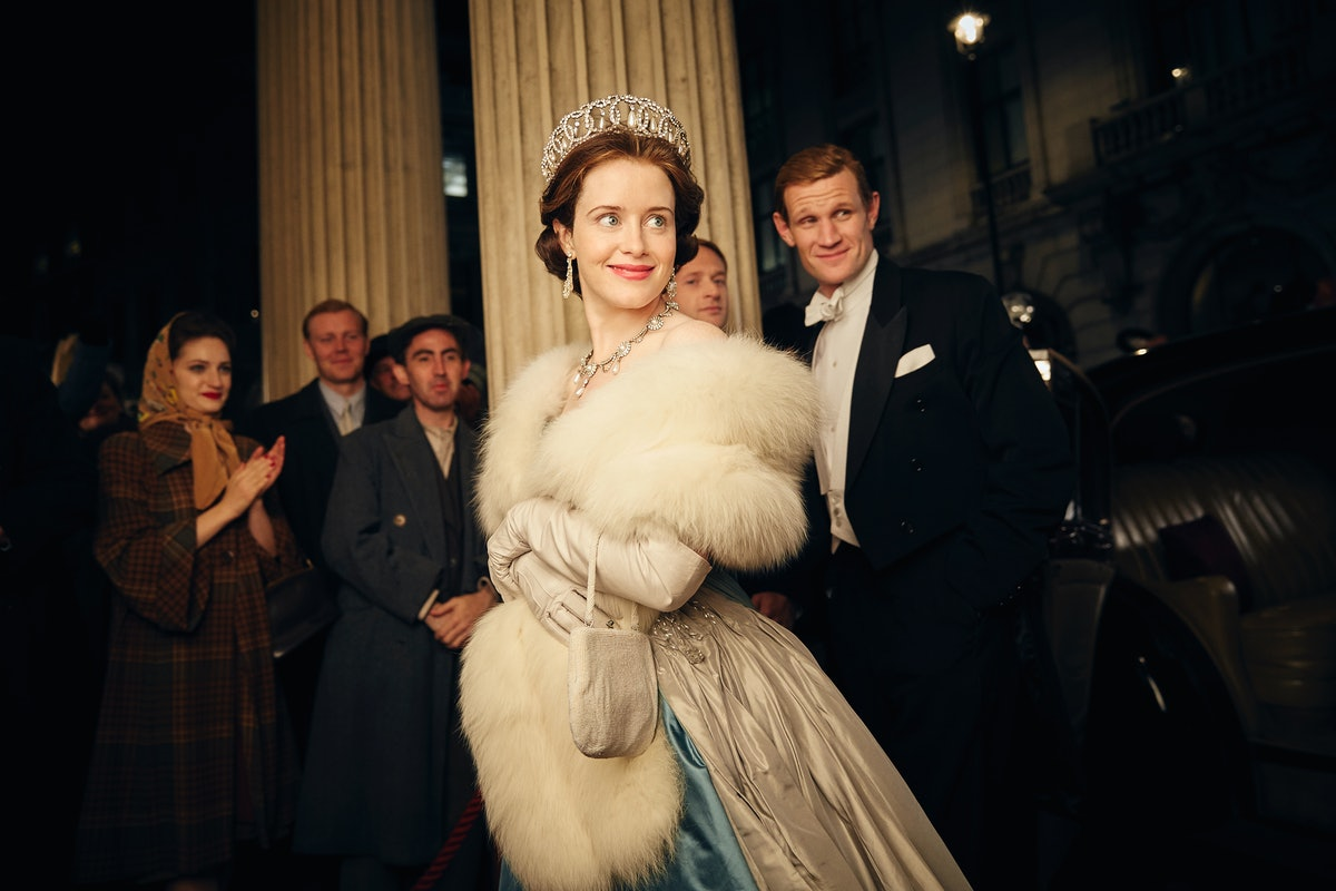 First Look At The New Queen Elizabeth in 'The Crown' lead