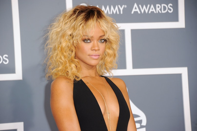 Rihanna Has Long Blonde Hair & It's Totally Different From Her Past Light Looks 2