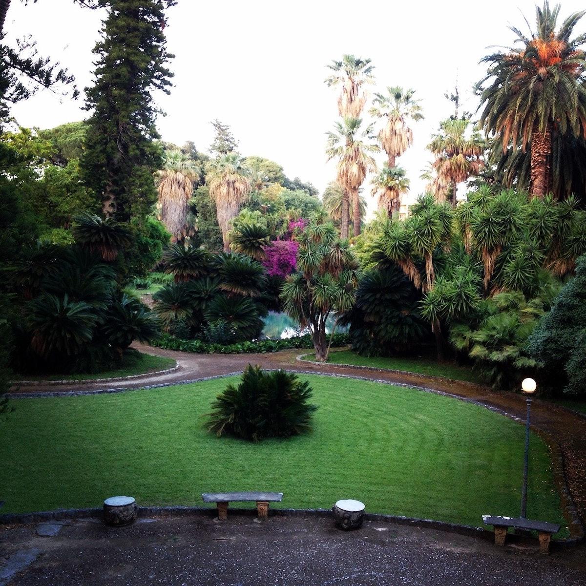 Villa Tasca Garden view.JPG