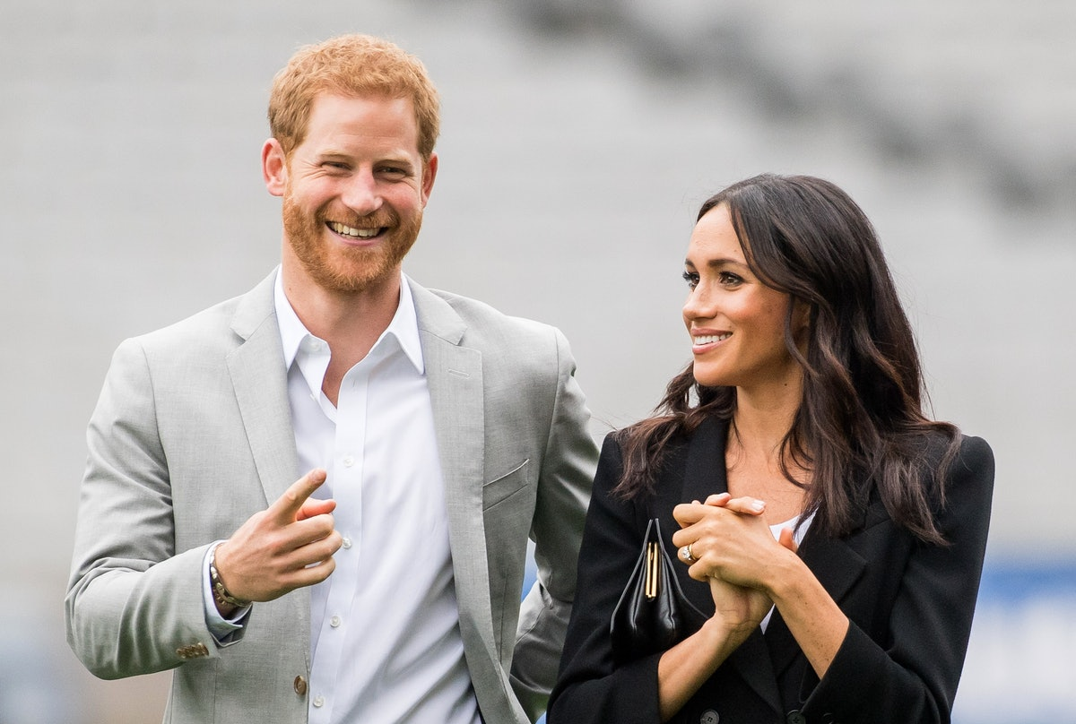 Duchess Meghan Is Excited to Show Prince Harry 'Everything She Loves' During U.S. Tour lead