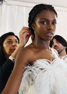 Backstage - Fashion For Relief Cannes 2018