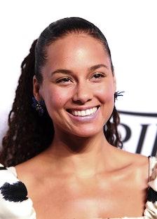 Alicia Keys Debuts A New Short Cut lead