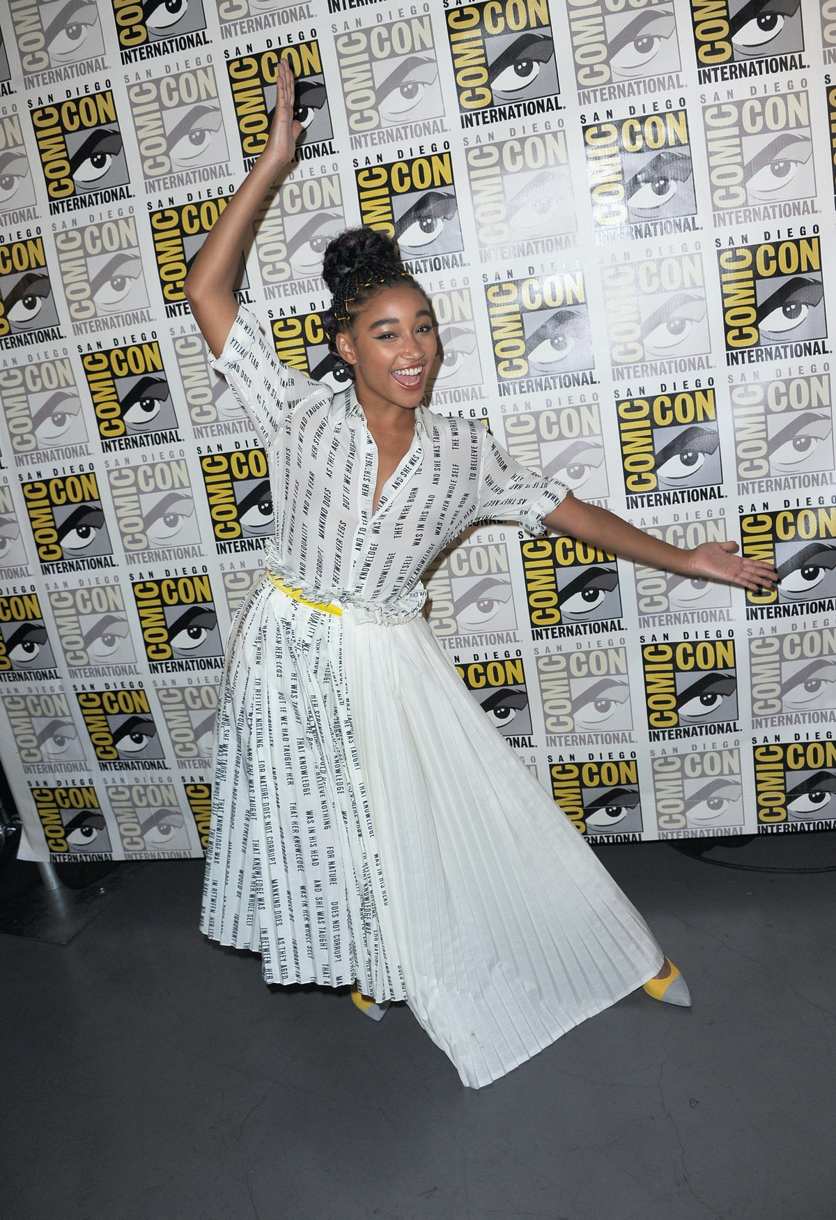 2018 Comic-Con International - General Atmosphere And Cosplay