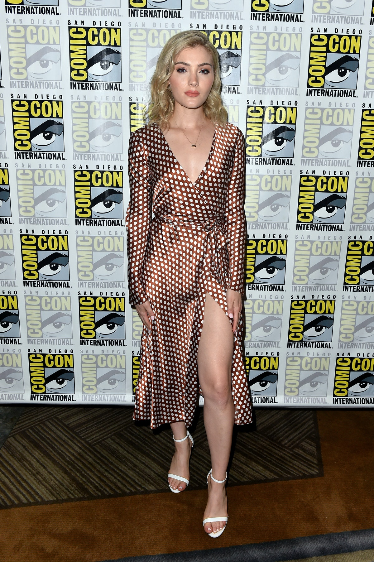 """Comic-Con International 2018 - """"The Gifted"""" Press Line"""