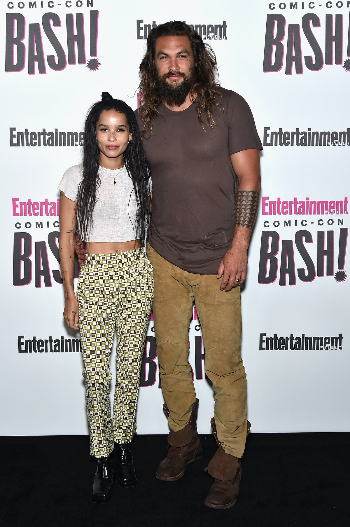 Entertainment Weekly Hosts Its Annual Comic-Con Party At FLOAT At The Hard Rock Hotel In San Diego I...