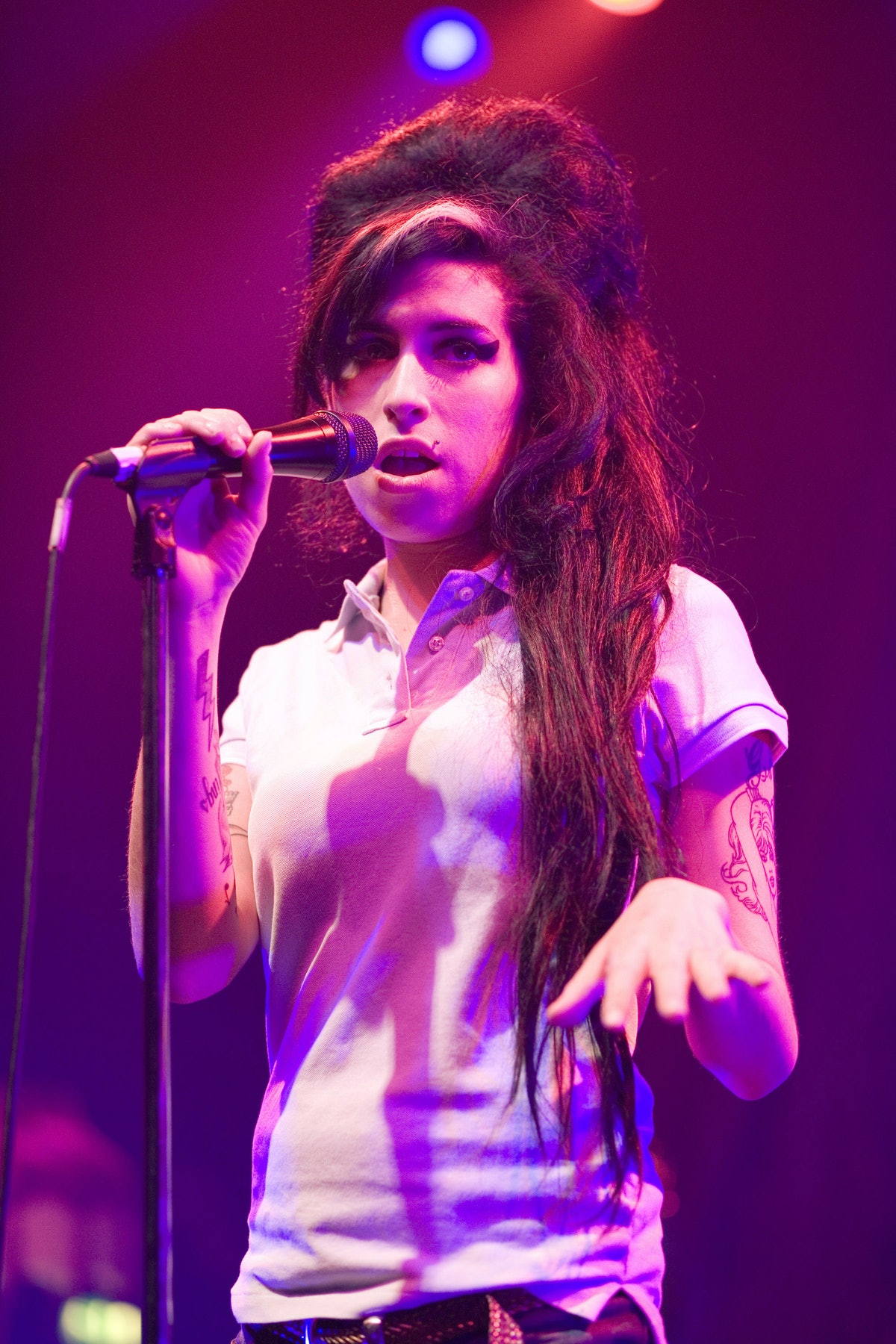 NME Tour - Amy Winehouse in Concert - February 19, 2007