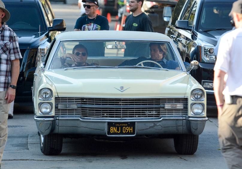 Celebrity Sightings In Los Angeles - July 23, 2018
