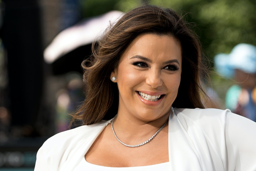 Eva Longoria Officially Introduces Newborn Son lead