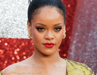 """Rihanna Just Got Real About Her Body And """"Being The Woman Every Woman Fancies"""" lead"""