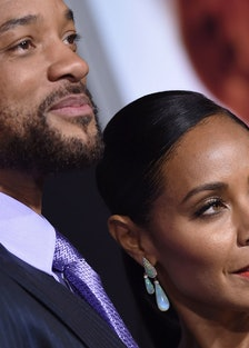 Will Smith Can't Believe How Long He's Been With Wife Jada Pinkett Smith lead