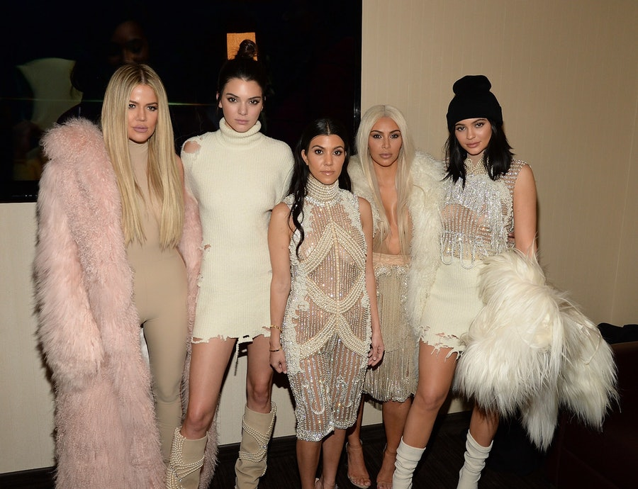 Kanye West Yeezy Season 3 - Backstage