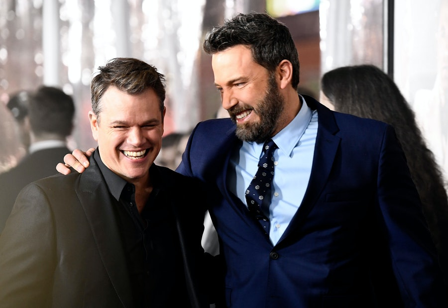 Matt Damon and Ben Affleck Team for First Movie Together in Over a Decade