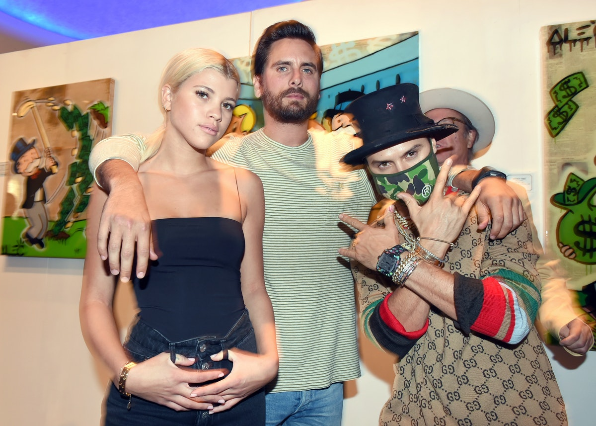 Haute Living's VIP Pop-Up Opening Of Alec Monopoly From Art Life And David Yarrow From Maddox Gallery