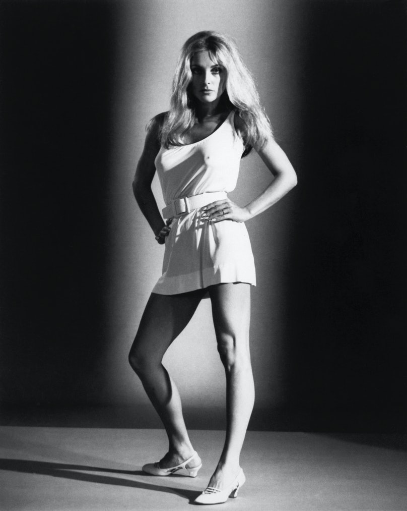 Publicity Photo of Sharon Tate