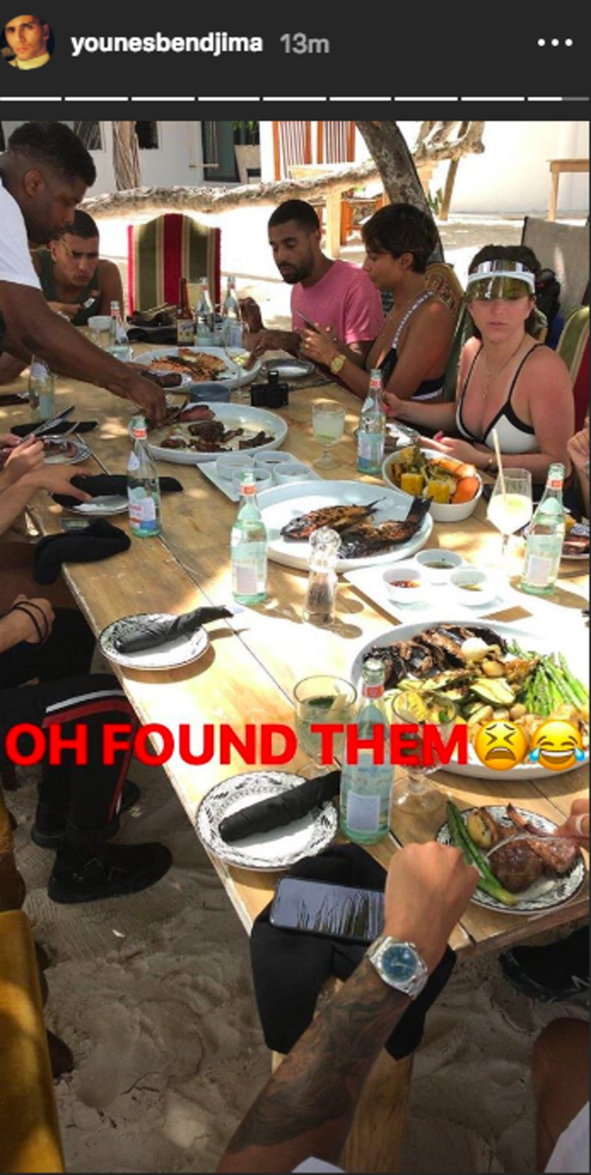 Kourtney Kardashian and Younes Bendjima breakup 1.png