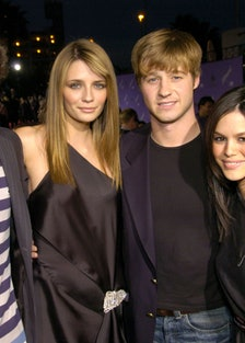 The 2003 Billboard Music Awards - Red Carpet