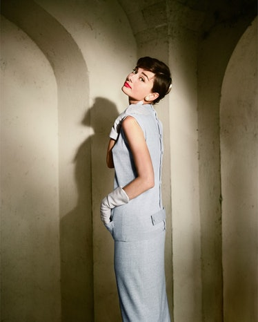 Audrey Hepburn, Italy