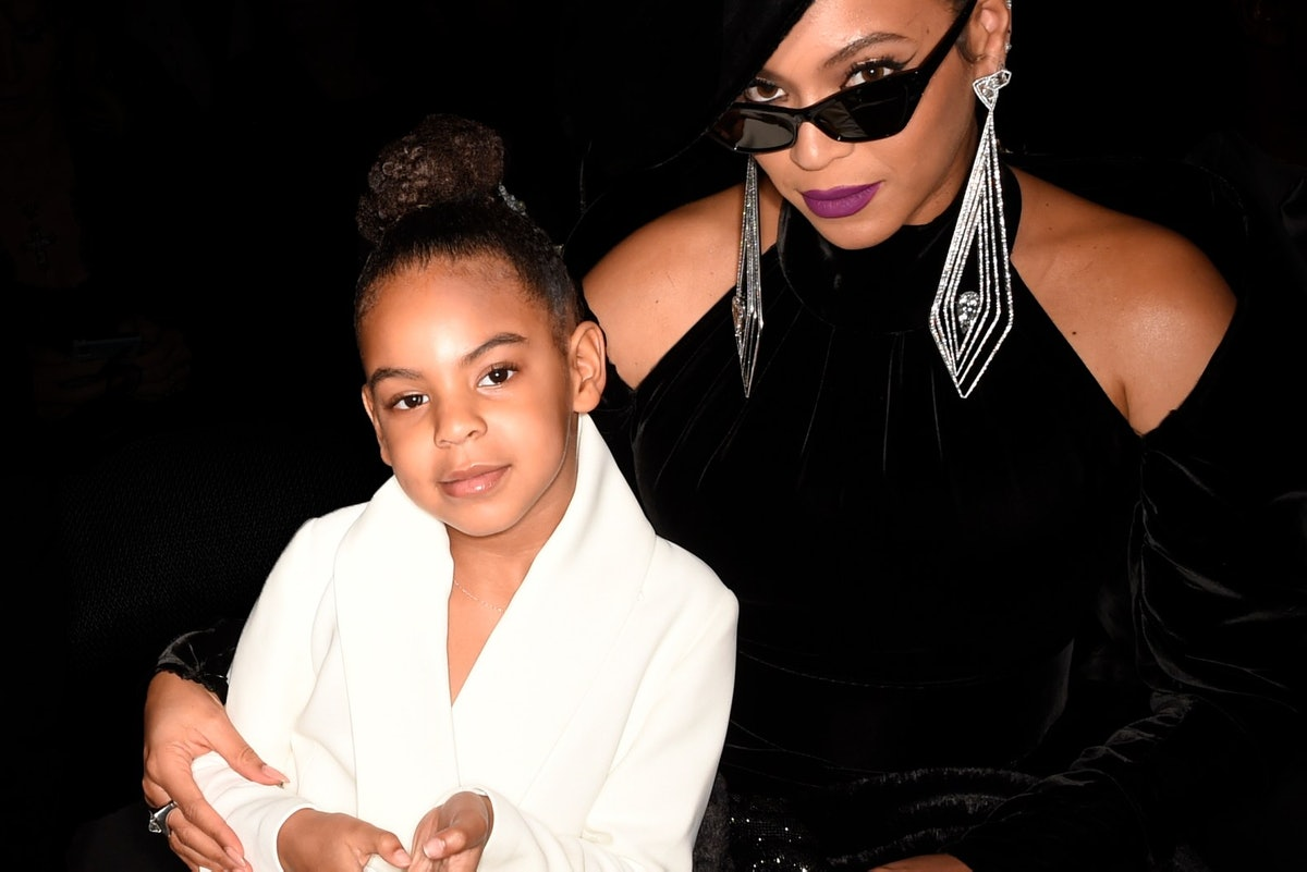 Beyoncé's September Issue Cover Shoot Behind The Scenes Features Her Kids lead