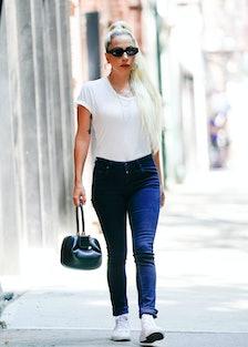 Celebrity Sightings in New York City - July 13, 2018