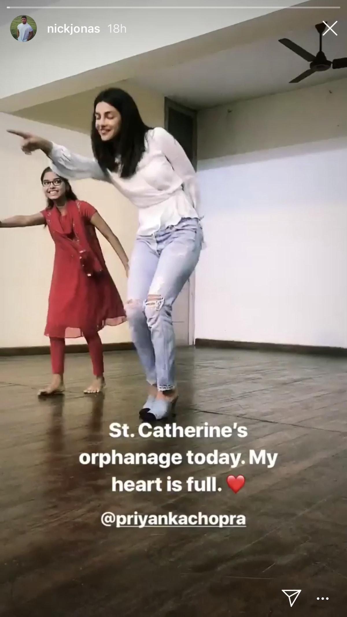 priyanka dance 1