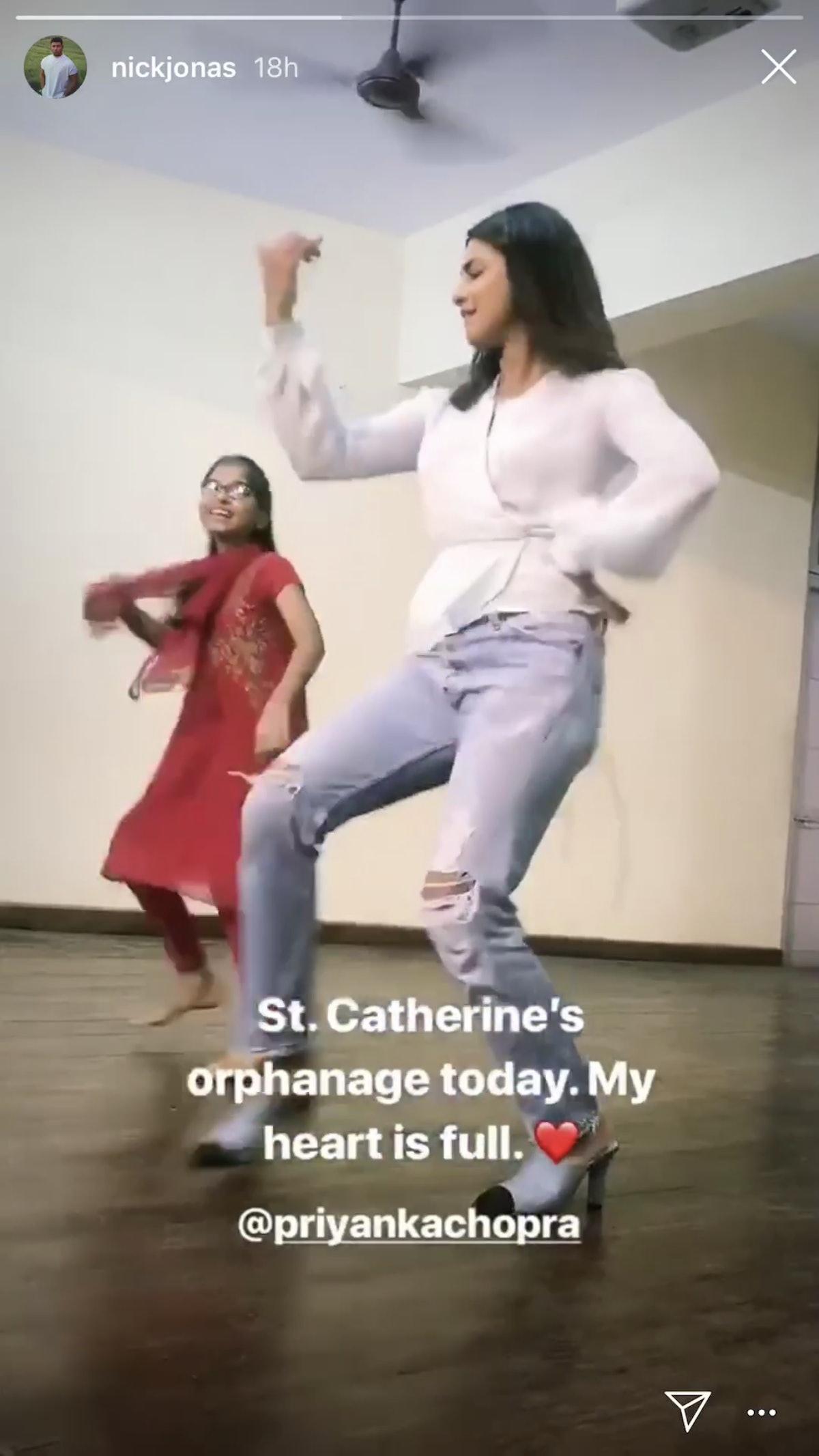 priyanka dance 2