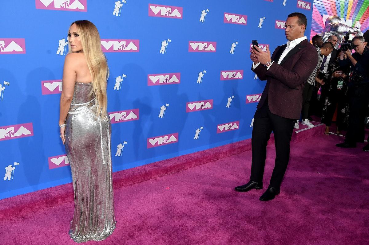 jennifer lopez VMA 3
