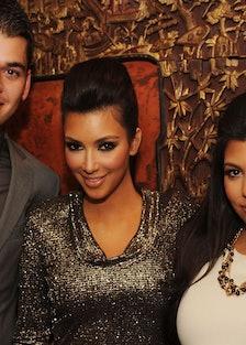Kim Kardashian Celebrates Her 29th Birthday At TAO With  T-Mobile's Motoro