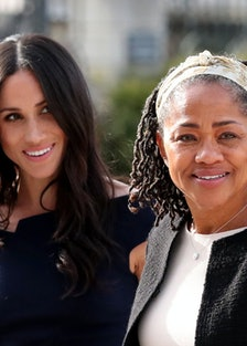 Meghan Markle Is Calling on Her Mom to Fix Her Problems