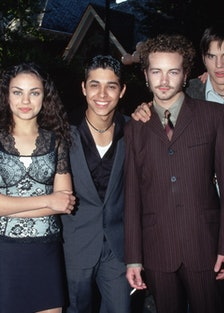 Cast Members of That '70s Show
