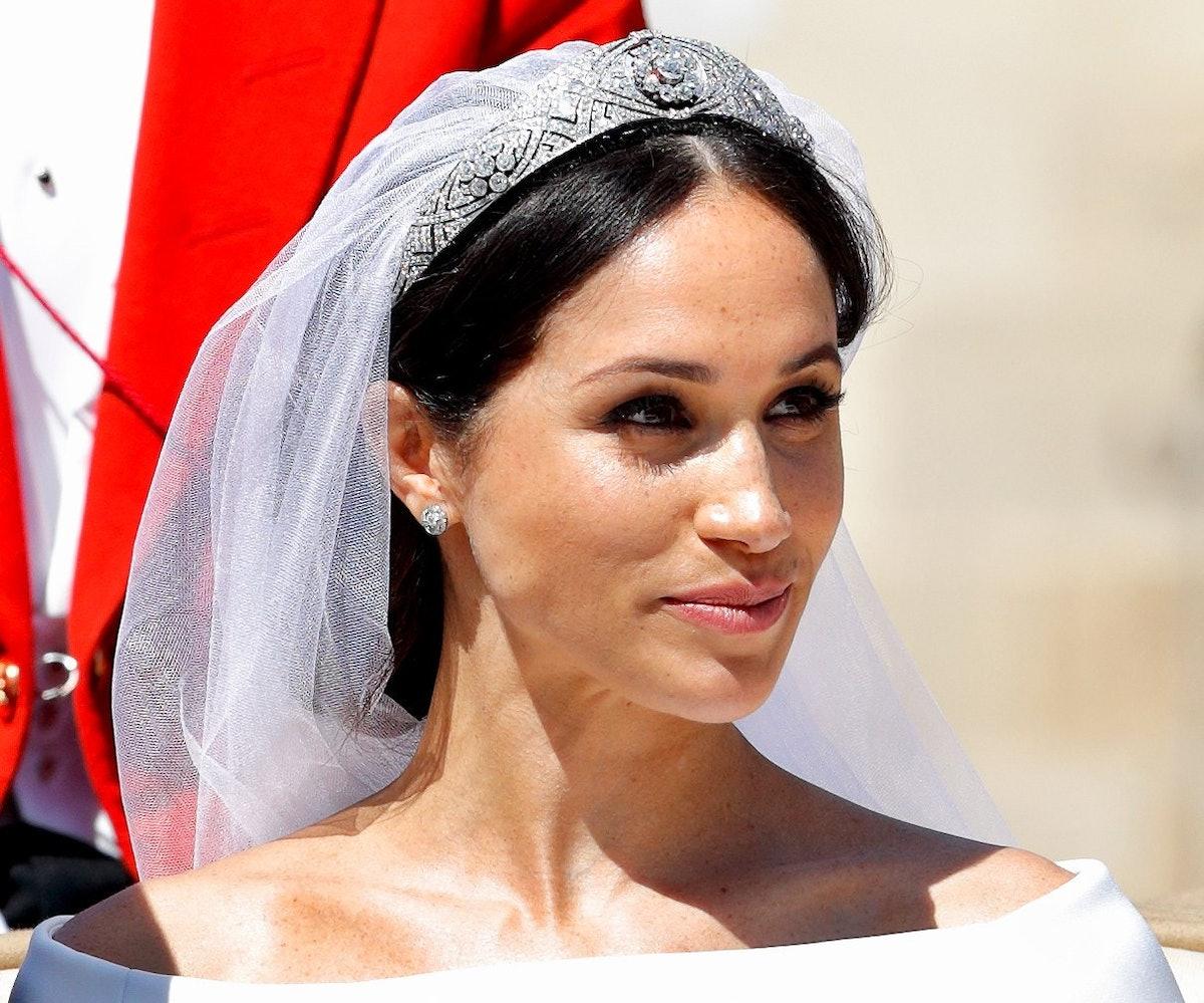 Meghan Markle Wedding Carriage Tiara