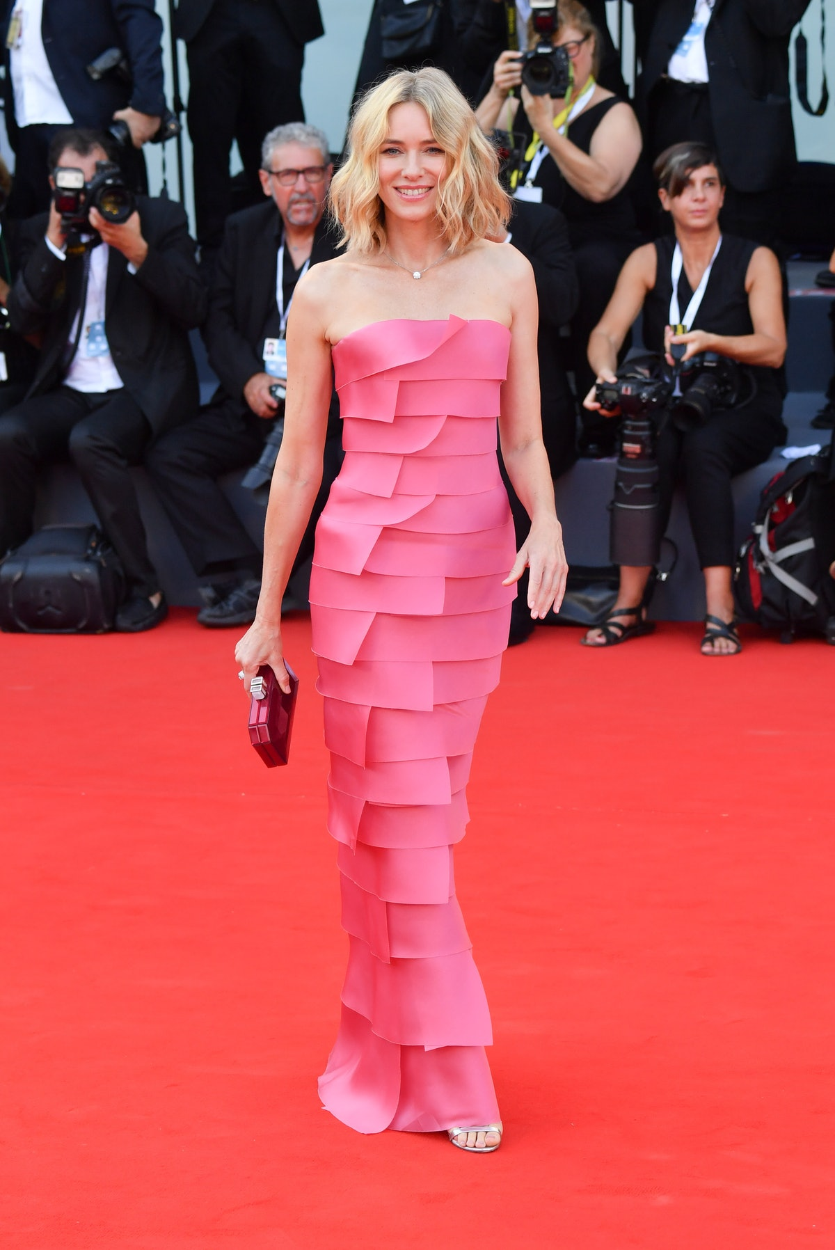 First Man Premiere, Opening Ceremony And Lifetime Achievement Award To Vanessa Redgrave Red Carpet Arrivals - 75th Venice Film Festival