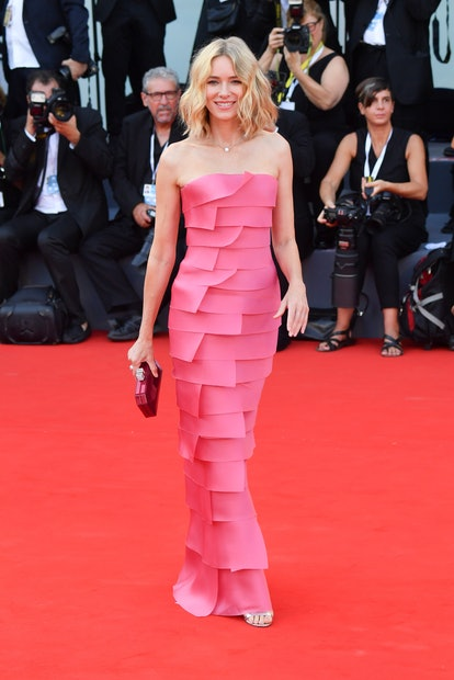 First Man Premiere, Opening Ceremony And Lifetime Achievement Award To Vanessa Redgrave Red Carpet A...