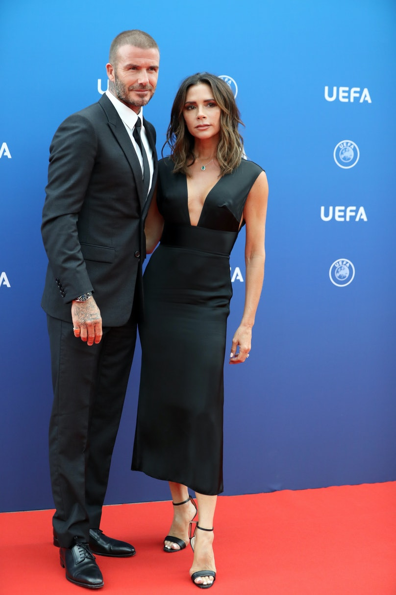 David and Victoria Beckham Did Their First Red Carpet Appearance Together in Almost 3 Years 1