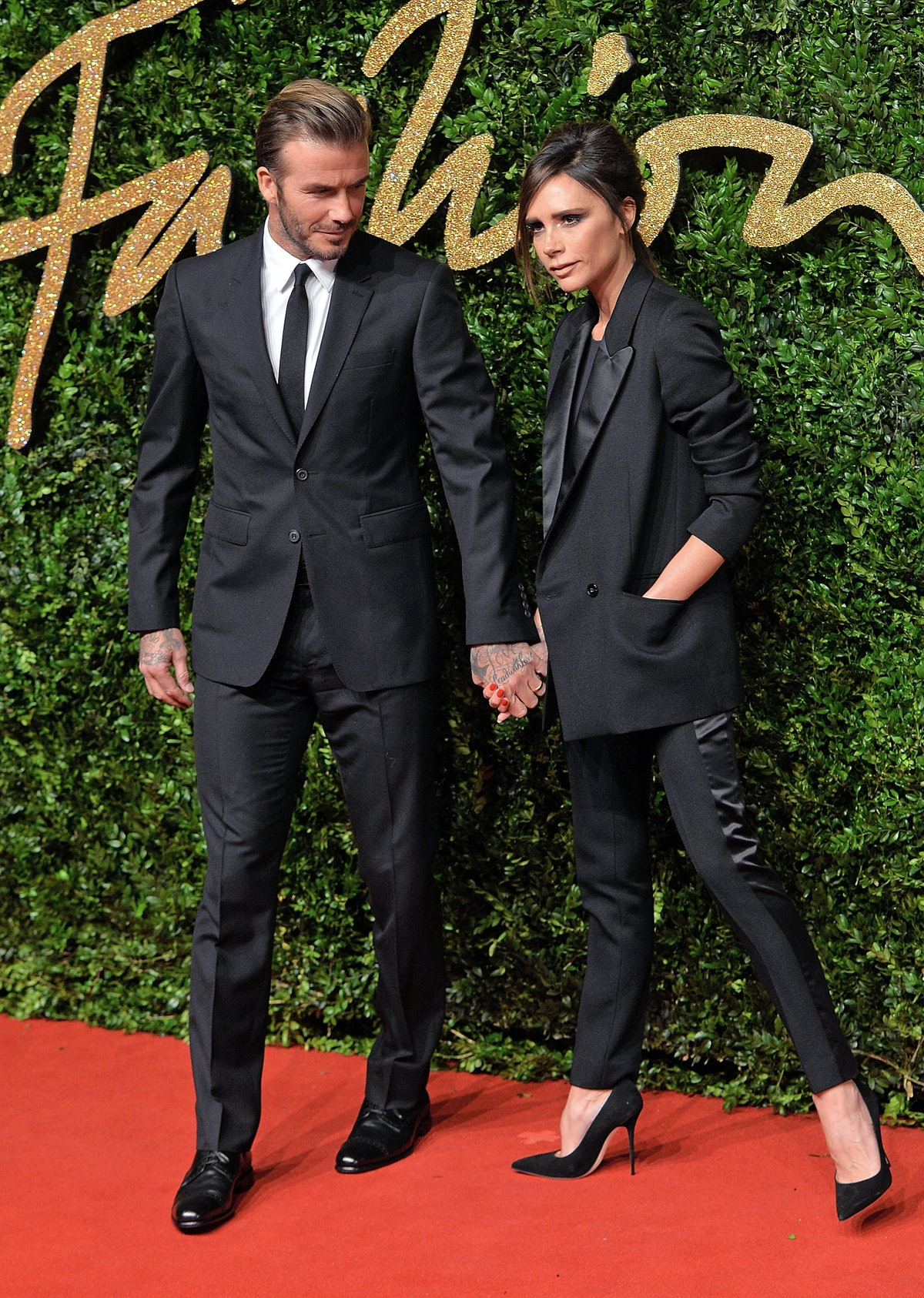 David and Victoria Beckham Did Their First Red Carpet Appearance Together in Almost 3 Years 2
