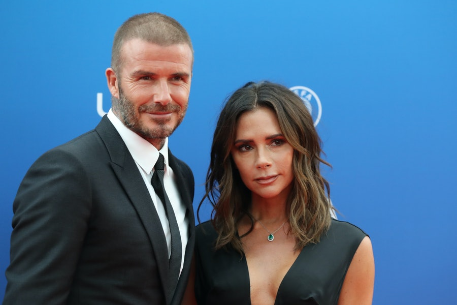 David and Victoria Beckham Did Their First Red Carpet Appearance Together in Almost 3 Years 3