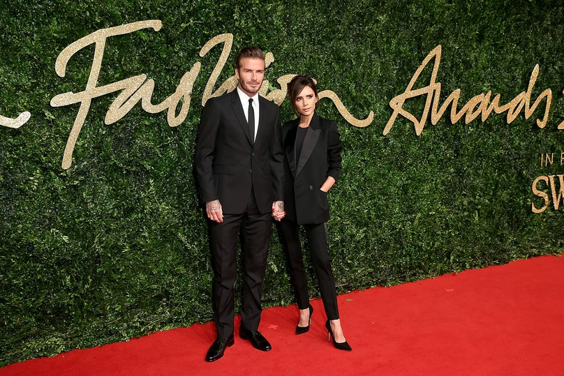 David and Victoria Beckham Did Their First Red Carpet Appearance Together in Almost 3 Years 4