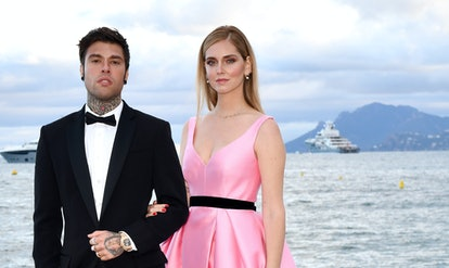 Chiara Ferragni and Fedez