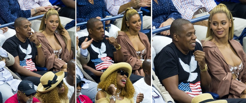 2016 US Open Celebrity Sightings - Day 4