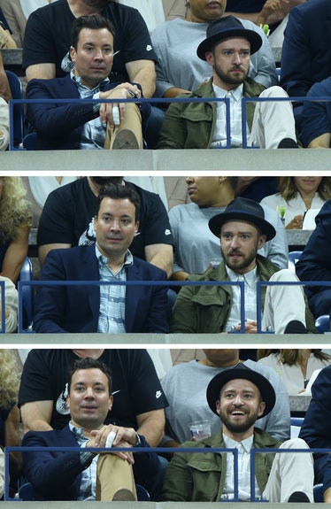 2015 US Open Celebrity Sightings - Day 10