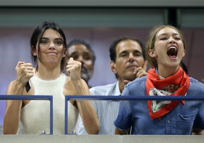 2015 US Open Celebrity Sightings - Day 9