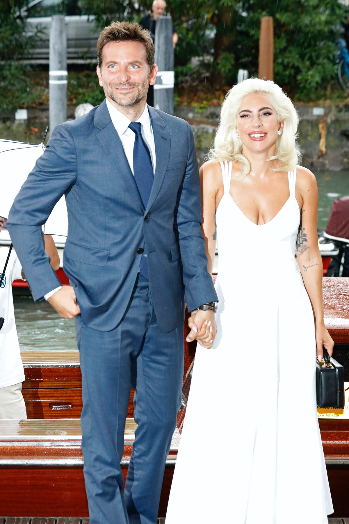 A Star Is Born photocall During 75th Venice Film Festival