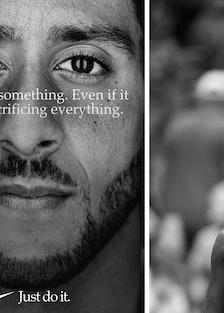Serena Williams praises Nike for Colin Kaepernick advert