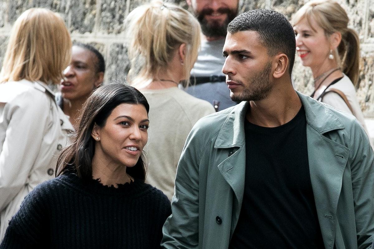 Kourtney Kardashian and Younes Bendjima Are Back Together