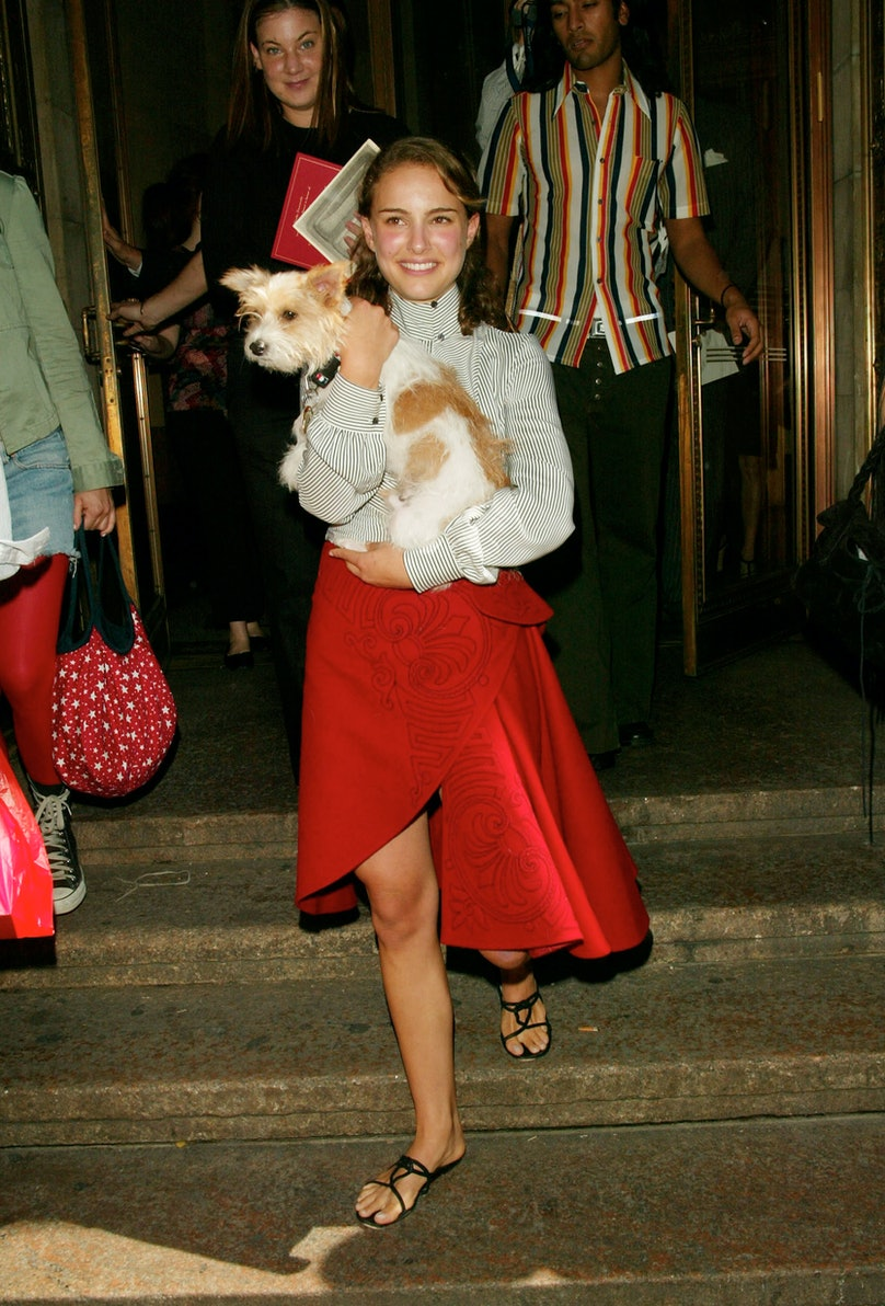 Mercedes-Benz Fashion Week:  Zac Posen Spring 2003